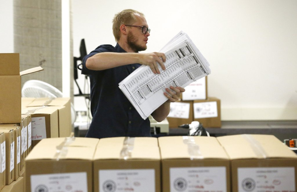 maricopa county vote counting 2018 midterms