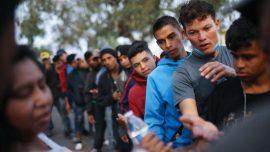 Migrant Caravan Members Demand Payment of $50,000 Each
