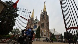 Chinese Priest Urges Pope to Address Crackdown