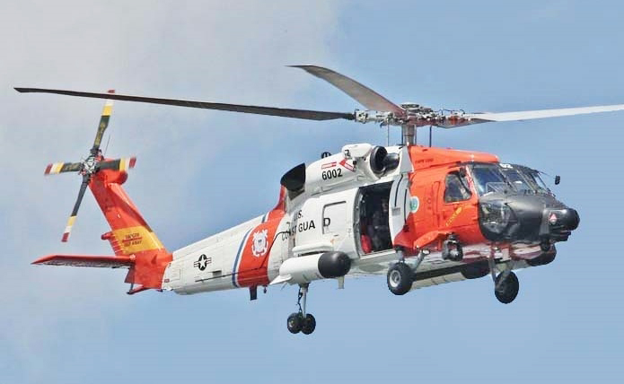 US Coast Guard Suspends Search for Pilot in Gulf of Mexico