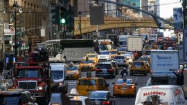 Major US Cities High in Traffic Congestion