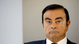 Ghosn Re-arrested on Fresh Allegations, Likely to Spend Christmas in Detention