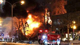 Explosion in Japan: Over 40 People Injured in Sapporo Restaurant Blast