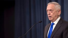Jim Mattis to Retire as Defense Secretary
