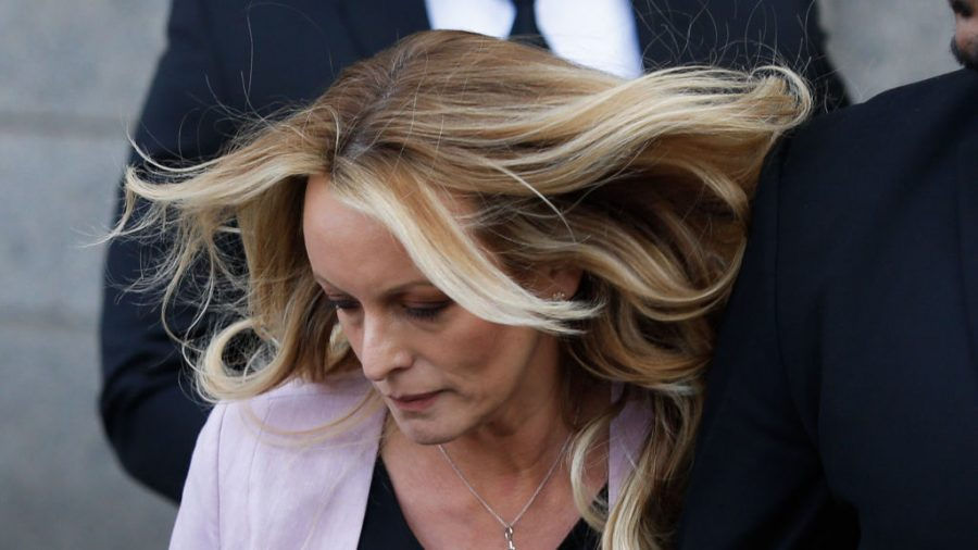 Stormy Daniels Ordered to Pay $293K to President Trump in Legal Fees