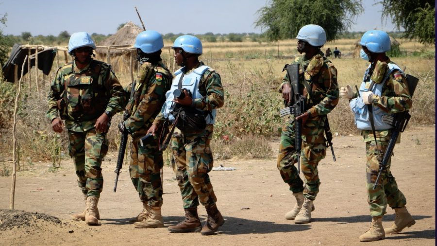 2 UN Peacekeepers Killed in Central African Republic