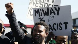South African Marxist Politician Urges Followers to 'Kill Whites,' Including Women and Children