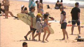 Australia Swelters Through Heatwave