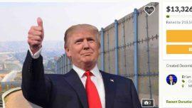 Veteran Behind Viral GoFundMe for Wall Says 'Many Democrats' Thanked Him