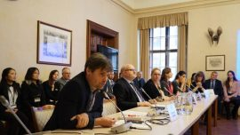 EU: Czech Senate Calls for an End to Crimes Against Humanity in China