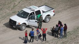 Border Patrol Detains MS-13 Member, Convicted Sex Offenders Trying To Jump Border