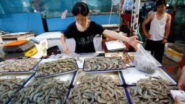 Kroger Issues Recall for Shrimp Sold in Ohio, Michigan, Virginia