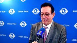 Shen Yun 'A Must See,' Says University Executive Advisor