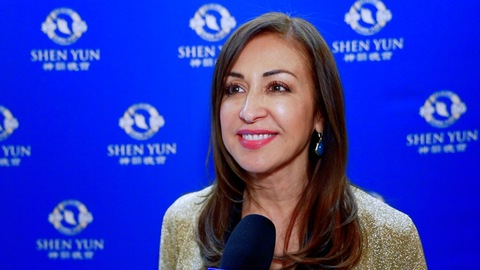 CEO Enjoys Customs and Culture Found in Shen Yun