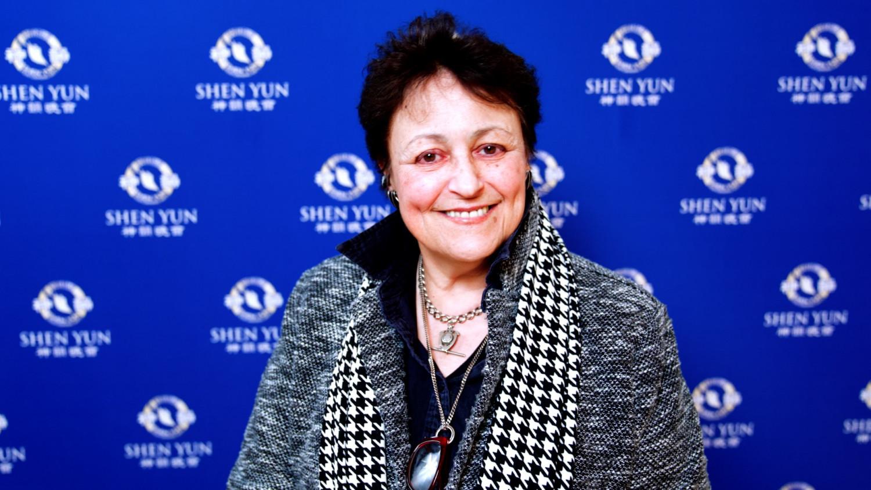 Shen Yun a 'Magical Evening' Says Actress Barbara Rosenblat