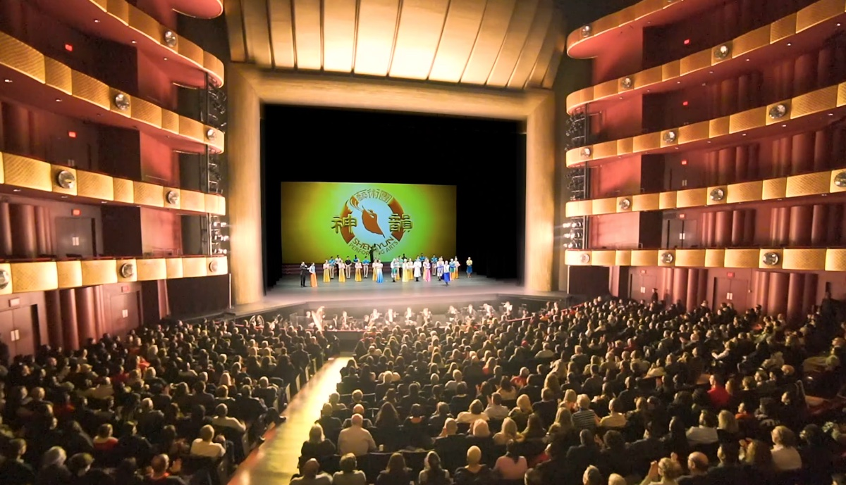 Shen Yun 14 Full House Performances Touched The Hearts of New York Audiences