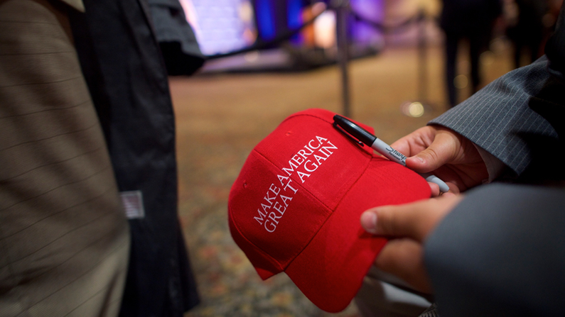 MAGA Hat-wearing Voter Sues Texas for Blocking From Voting