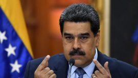 Maduro Refuses to Step Down, Exiled Supreme Court Calls for His Arrest