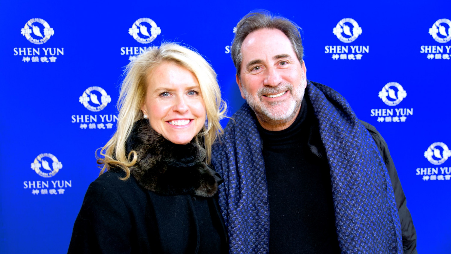 CEO of Luxury Men's Fashion Impressed by Shen Yun's Costumes