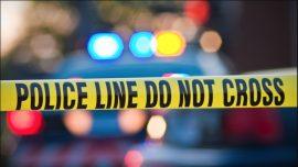 Woman Drives Car Into Police Station Lobby