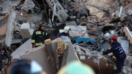Terror Attack Suspected in Tower Block Collapse, Report Says