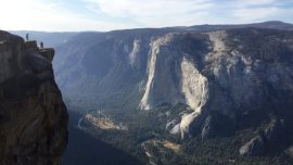 Woman Fatally Struck by Ice and Rock in Yosemite National Park