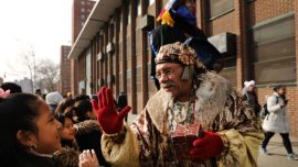 Three Kings Pass Through Harlem for the 42nd Year in a Row