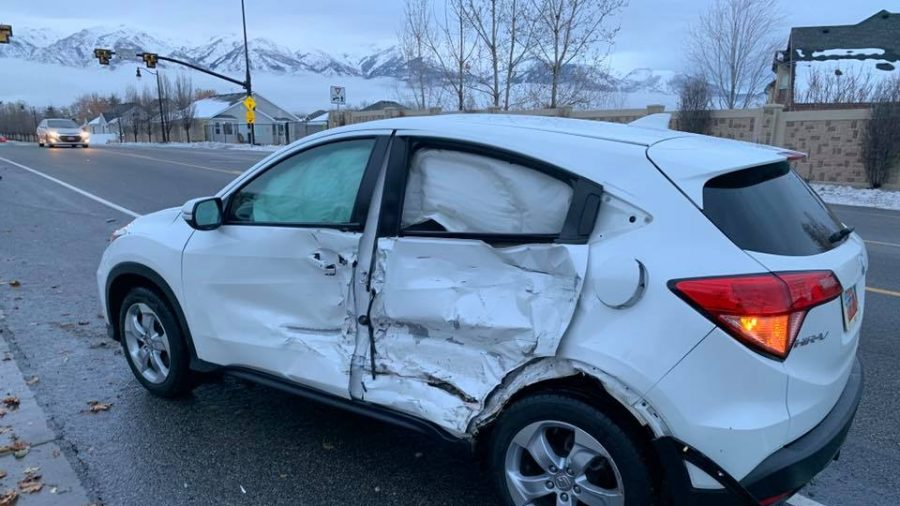 Police: Driver Who Crashed While Blindfolded Was Doing 'Bird Box Challenge'