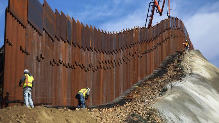 Biden's Halt to Border Wall Costs Jobs