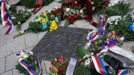 Czechs Mark 50 Years Since Crushing of Prague Spring