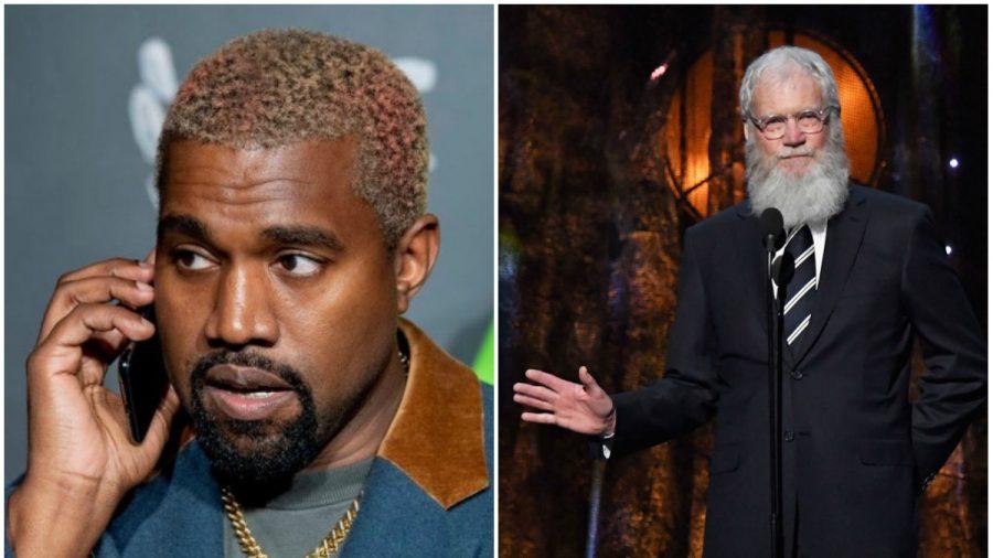 Kanye West Was Interviewed for David Letterman's Netflix Show