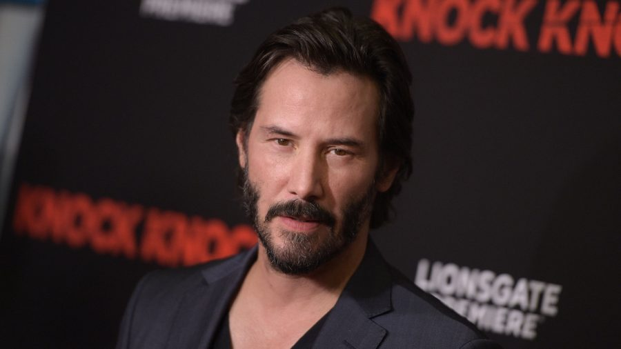 Keanu Reeves, the Guy Who's Been 'Crashing' Weddings Lately