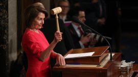 House Passes Bill With No Funding for Border Wall