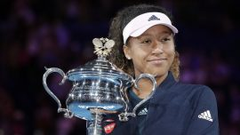 Naomi Osaka Wins Australian Open for 2nd Major, Top Ranking