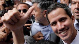 European Powers Poised to Recognize Venezuela's Juan Guaido