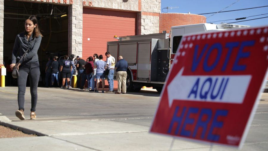 58,000 Noncitizens Voted in Texas, Top Election Official Says