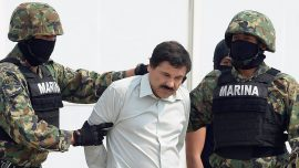 US Demands $12.7 Billion in Judgment Against 'El Chapo'