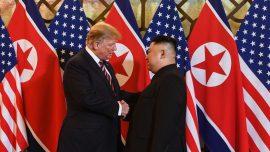 Trump Meets North Korean Leader in Second Historic Summit