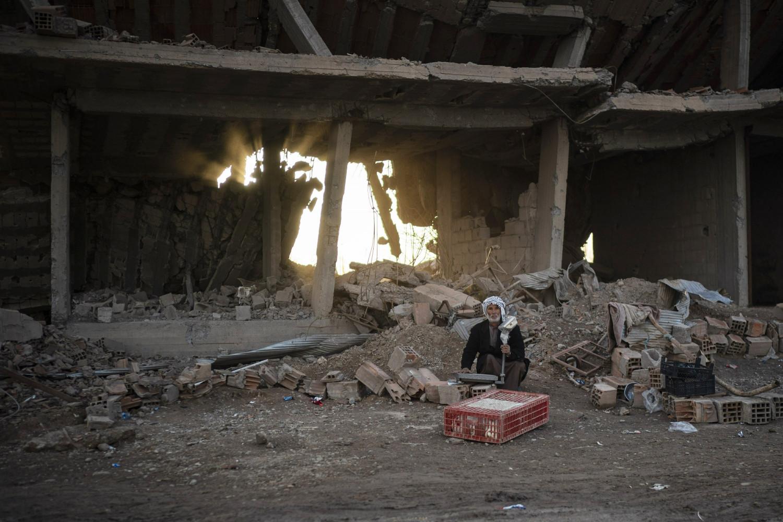 Syrian Democratic Forces7