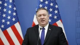 Pompeo's Central Europe Visit Challenges China's Ambitions to Influence Region