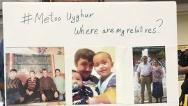 US Families of Missing Uyghurs Speak Out at Washington Event