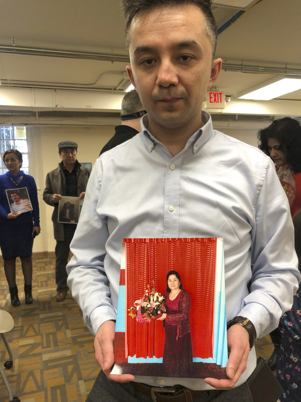China Missing Uighurs