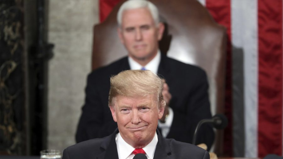 Polls: Most Viewers Approved of Trump's State of the Union Speech