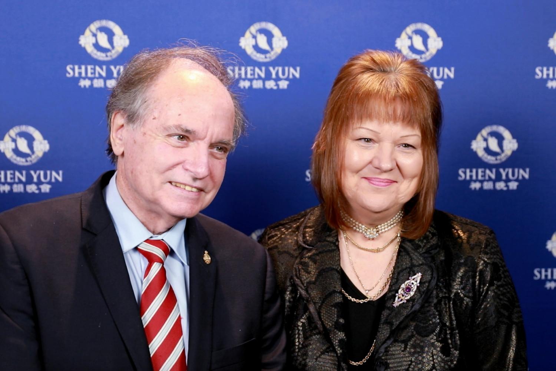Australian Politician Says Shen Yun's Spiritual Theme Warms the Heart