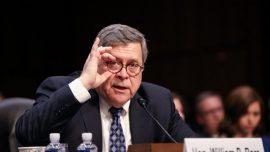 Barr: DOJ Has 'Multiple' Criminal Leak Investigations Underway