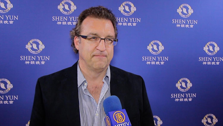 Shen Yun's Efforts Is Very Needed, Says Principle Creative Director