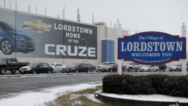 Under Pressure From Trump, GM in Talks to Sell Idled Ohio Plant