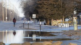 Floodwaters Breach Levees PromptingRescues, Evacuations Across Midwest