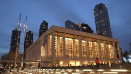 New York City's Iconic Lincoln Center to Open Outdoors