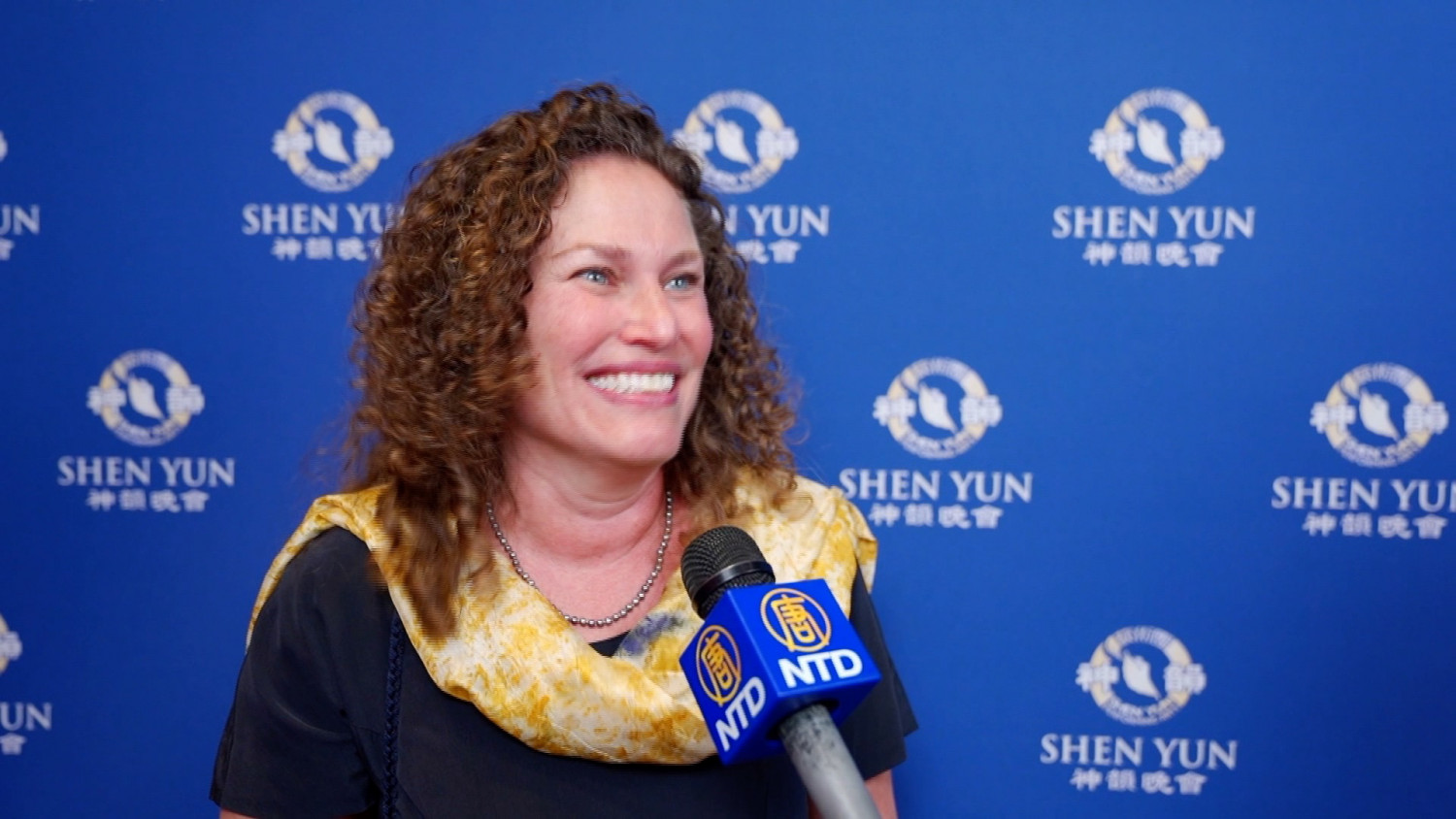 Shen Yun Shows a Very Positive Image of China, Says Purchase Audience